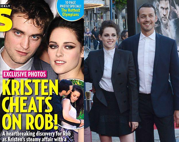 """""""Kristen zdradziła Roberta!"""""""