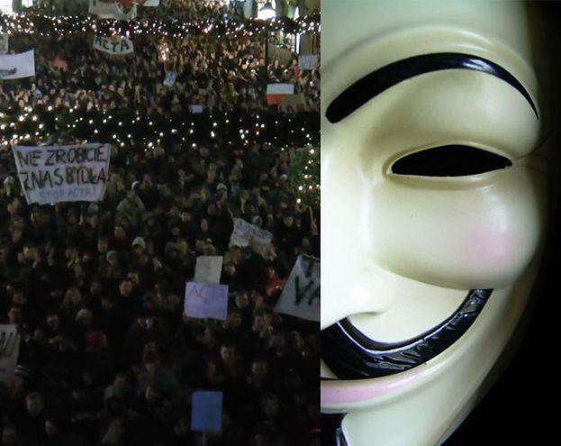 ACTA: Czyli jak celebryci stracili kontakt z rzeczywistością