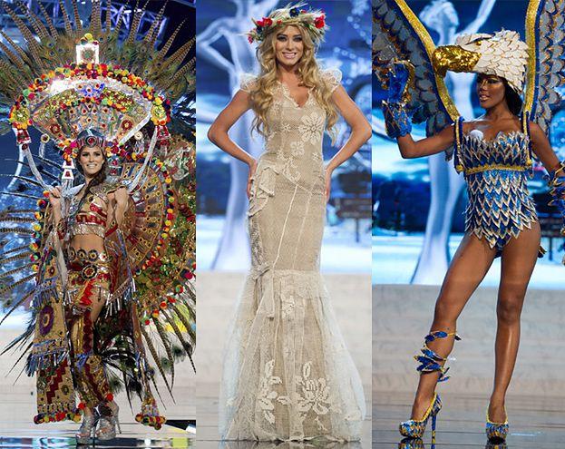 Kandydatki na Miss Universe w strojach narodowych!