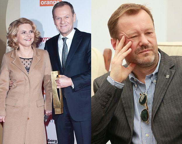 To z nim Małgorzata Tusk ZDRADZIŁA MĘŻA?!
