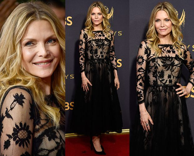 That would Michelle pfeiffer nago All above