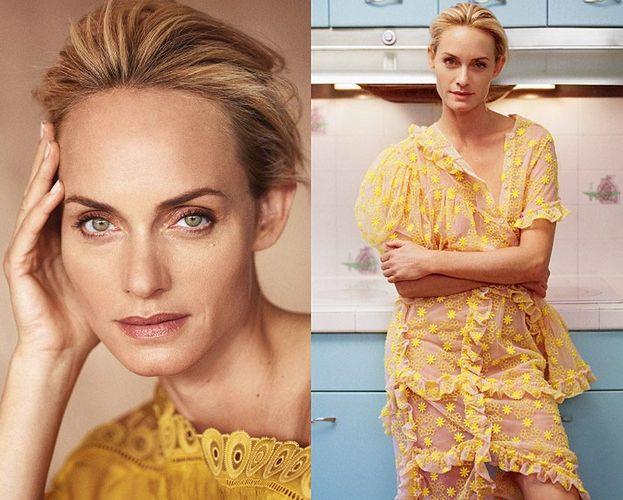 43-letnia Amber Valletta wraca do modelingu?