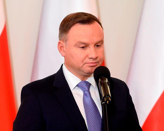 Samochód eskortujący prezydenta POTRĄCIŁ DZIECKO!