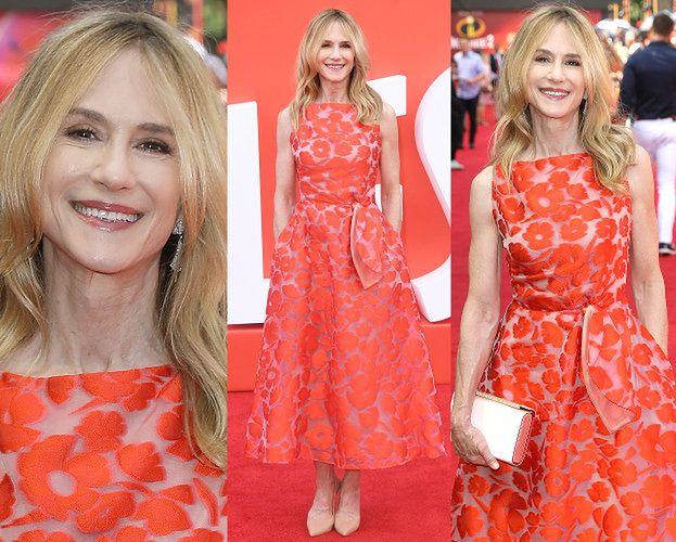 "60-letnia Holly Hunter świętuje premierę ""Iniemamocnych 2"""