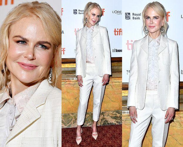"""Odmieniona Nicole Kidman w """"skromnej"""" stylizacji za 21 tysięcy"""