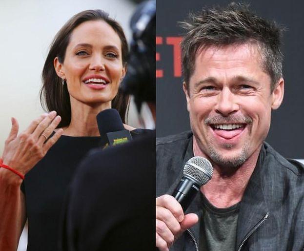 """Angelina i Brad ustalili szczegóły rozwodu! """"To duży zwrot"""""""