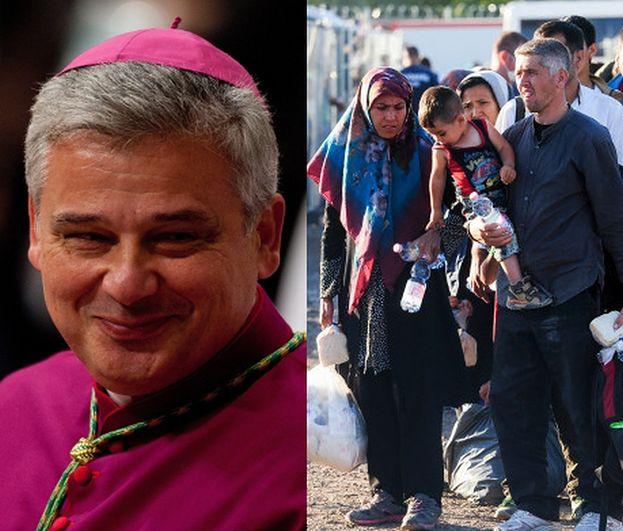 """Polski arcybiskup ODDAŁ MIESZKANIE UCHODŹCOM! """"To nic nadzwyczajnego, jestem prostym kapłanem"""""""