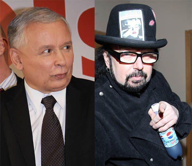 """Hołdys: """"Jarosław Kaczyński to chuj!"""""""