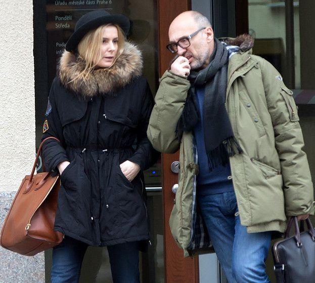 Halina Mlynkova zwolniła męża!