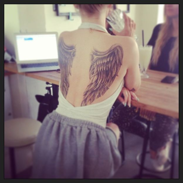 Doda Kocham Moje Tatuaże Pudelek