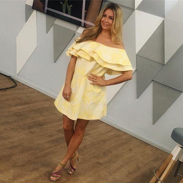 Modne Sukienki Hiszpanki Z Czym łączą Je Gwiazdy Pudelek
