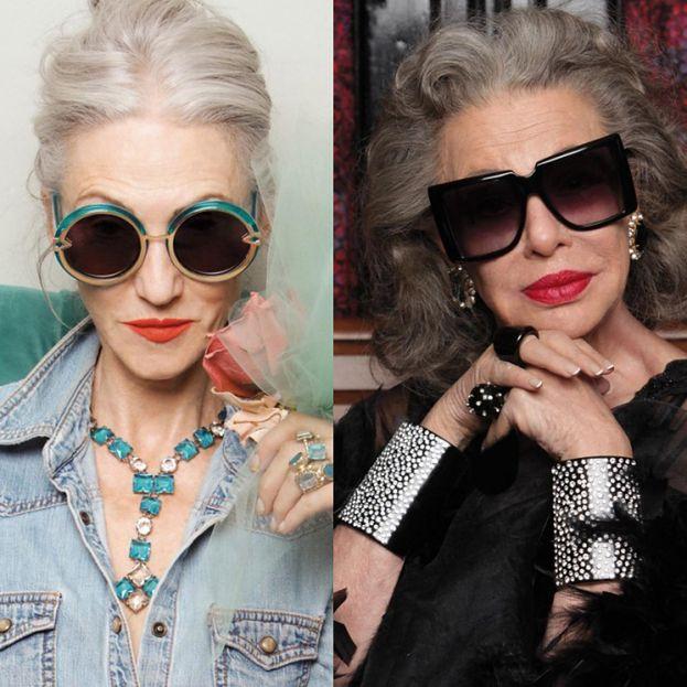 """Babcie """"top modelki""""!"""