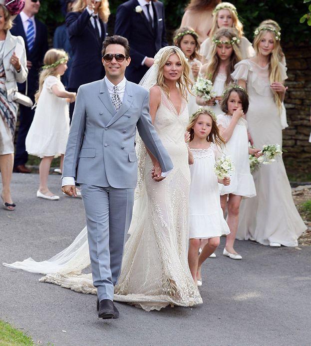 Kate Moss ślub To Błąd Ale Romantyczny Pudelek