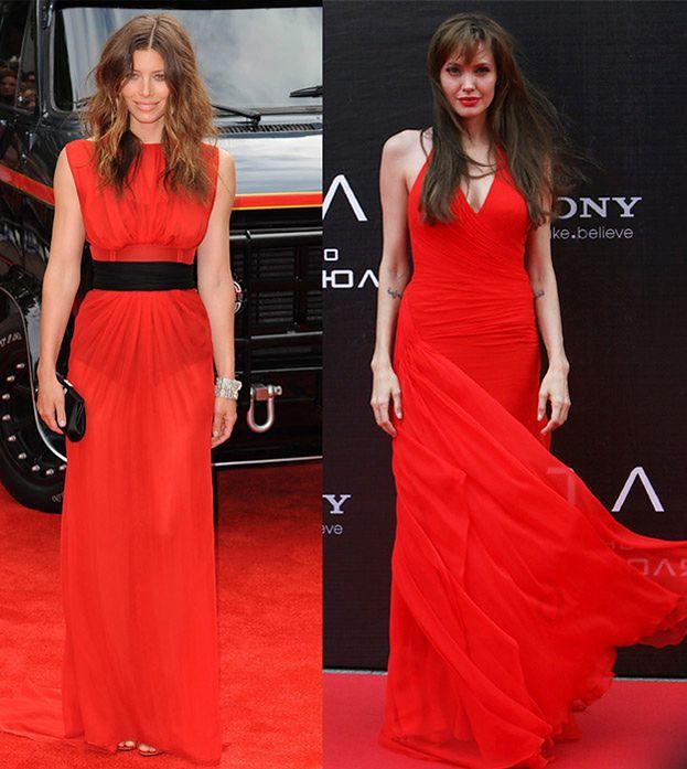 Czerwień Na Czerwonym Dywanie Nowa Moda Pudelek