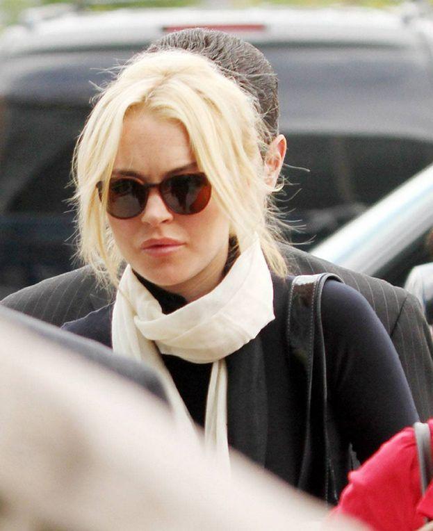 Lindsay Lohan skazana na 4 MIESIĄCE WIĘZIENIA!