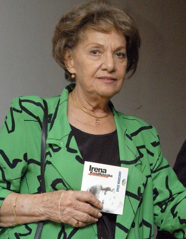"""Irena Dziedzic zmarła w biedzie i zapomnieniu. """"Zwierzyła mi się z niewyobrażalnie niskiej emerytury"""""""