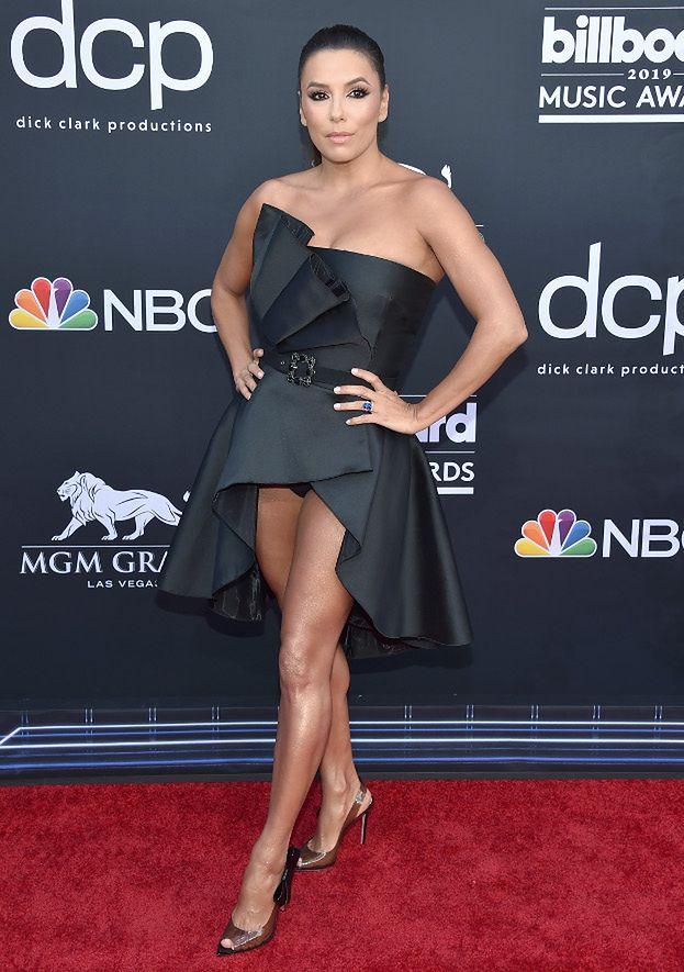 c1114624a9cfe9 Eva Longoria walczy o uwagę w sukience (?) eksponującej majtki - PUDELEK