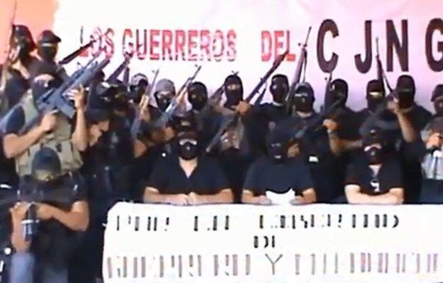 Meksykański wielki czarny kogut