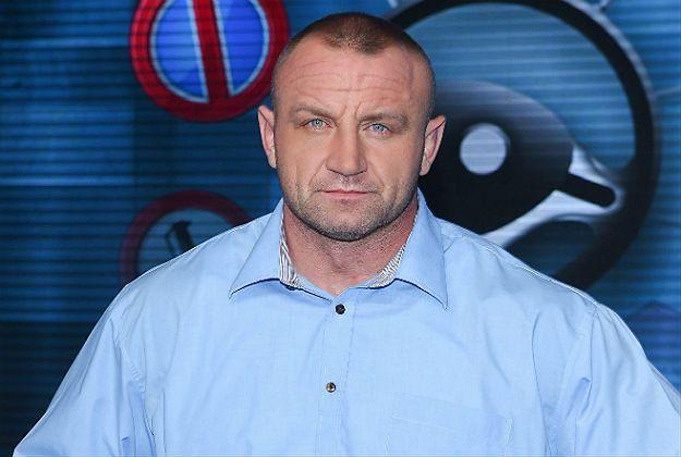 Pudzianowski kontra HejtStop. Znany sportowiec ostro skrytykował koordynatorkę akcji. RPO: prokurator powinien podjąć sprawę z urzędu