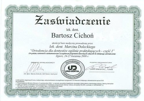 Bartosz Cichoń