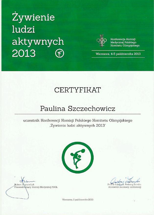 Paulina Szczechowicz