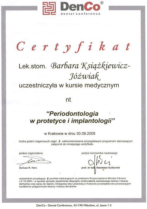 Barbara Książkiewicz-Jóźwiak