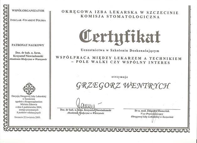 Grzegorz Wentrych