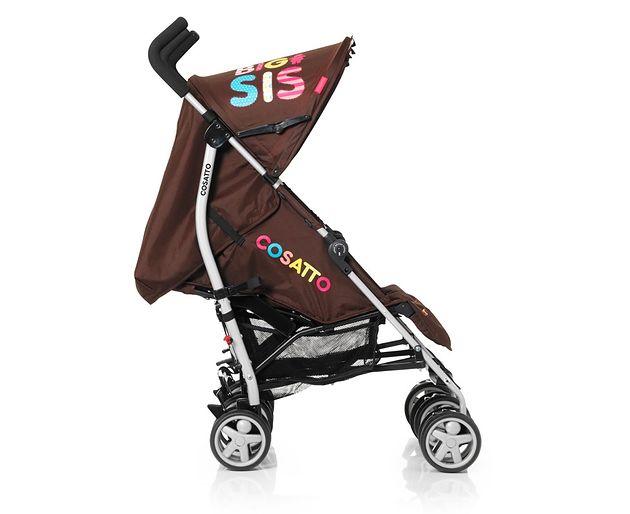 Wózek dla bliźniąt Cosatto You2 Twin Big Sis-Little Sis