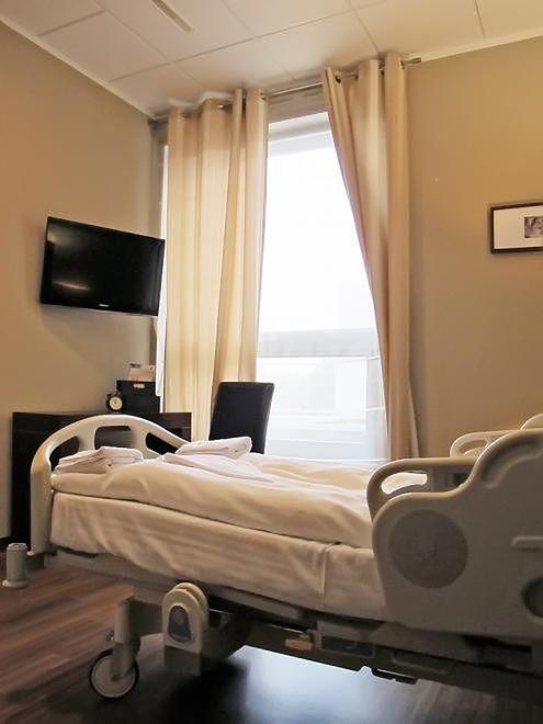 Sala na Oddziale Położniczym w prywatnym Szpitalu Medicover
