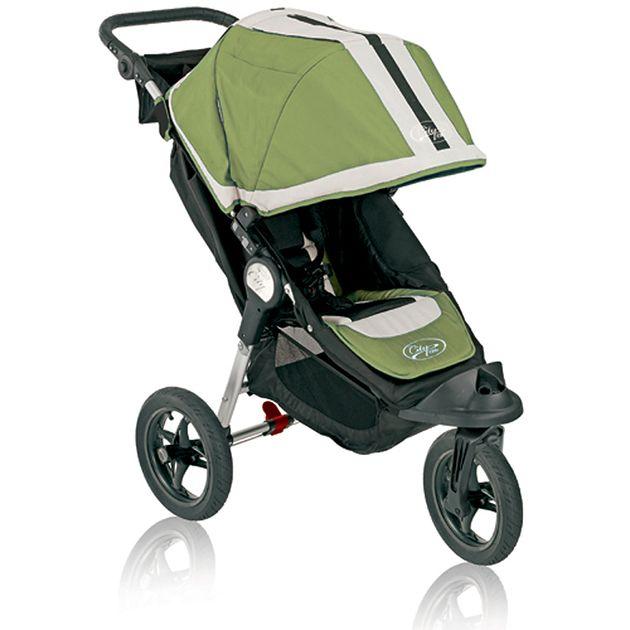 Wózek Baby Jogger City Elite Green Sport