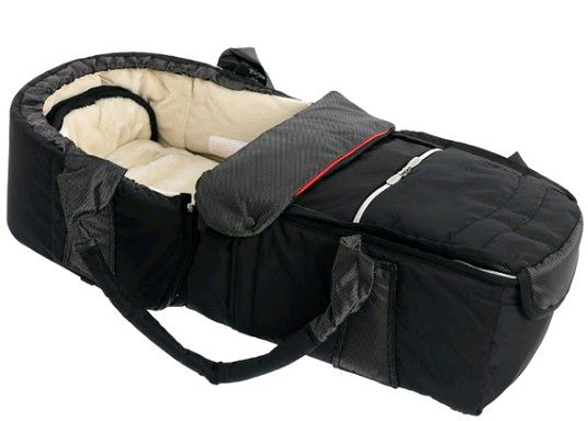 Kokono-śpiwór Emmaljunga Quadrolift PP Black/Red