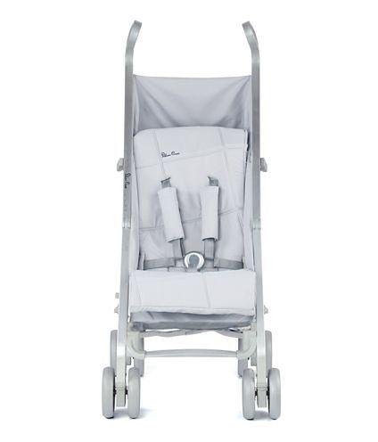 Wózek Silver Cross Dazzle Silver Grey