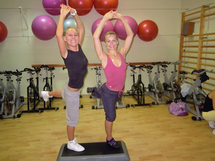 Szkolenie step choreography