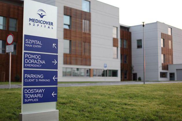 Prywatny Szpital Medicover w Warszawie