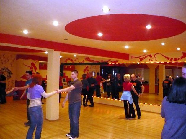 Kurs tańca discofox