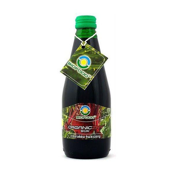 Sok z buraka kwaszony BioFood (300 ml)