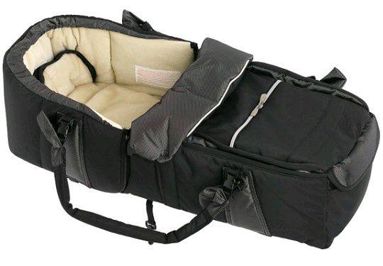 Kokono-śpiwór Emmaljunga Quadrolift PP Black