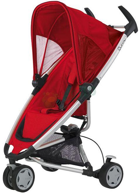 Wózek Quinny Zapp Electric Rebel Red