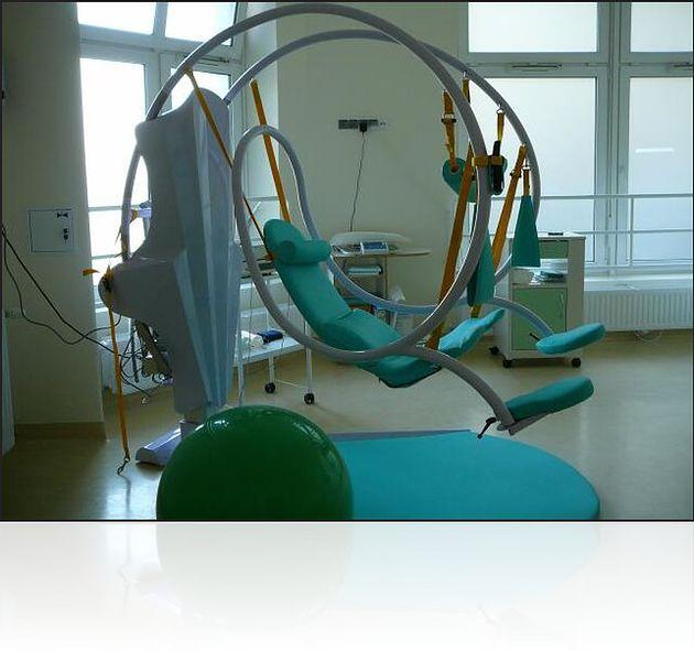 Łóżko do porodów Roma w Szpitalu im. Gabriela Narutowicza w Krakowie