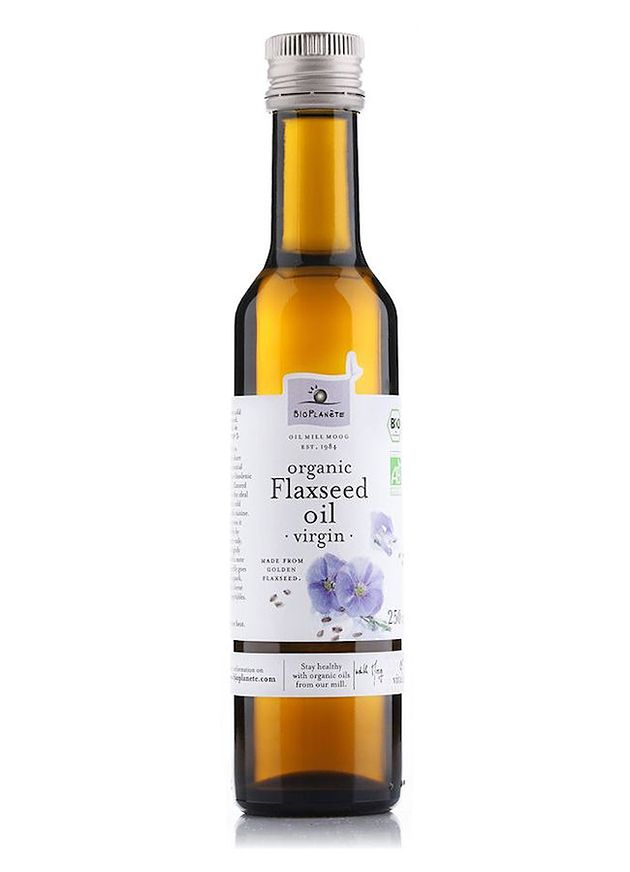 Olej lniany extra virgin Bio Planete (250 ml)