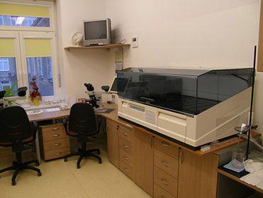 Aparatura do cytologii