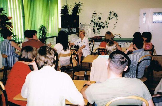 Zajęcia dla rodziców w Szkole Rodzenia Ewa Kusiak we Wrocławiu