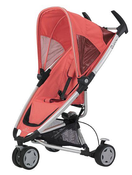 Wózek Quinny Zapp Electric Pink Emily