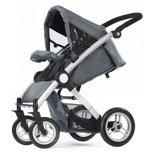 Wózek spacerowy Mutsy Transporter Grey