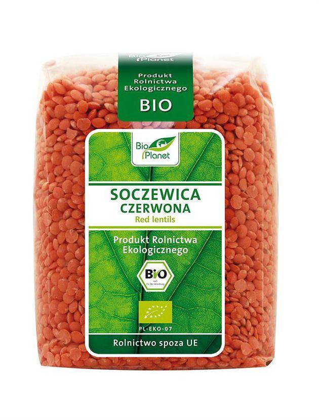 Soczewica czerwona Bio Planet (400 g)