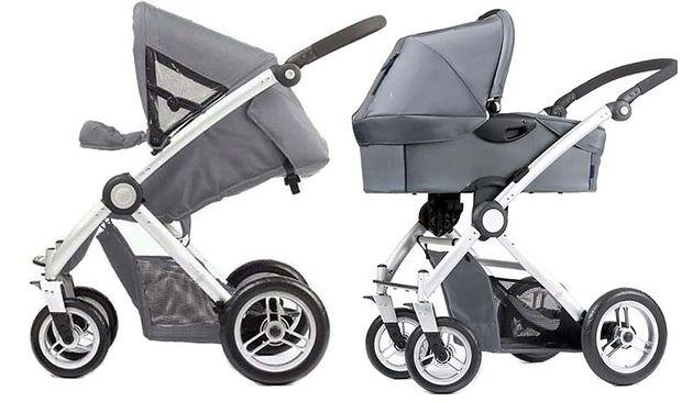 Wózek Mutsy Transporter Grey