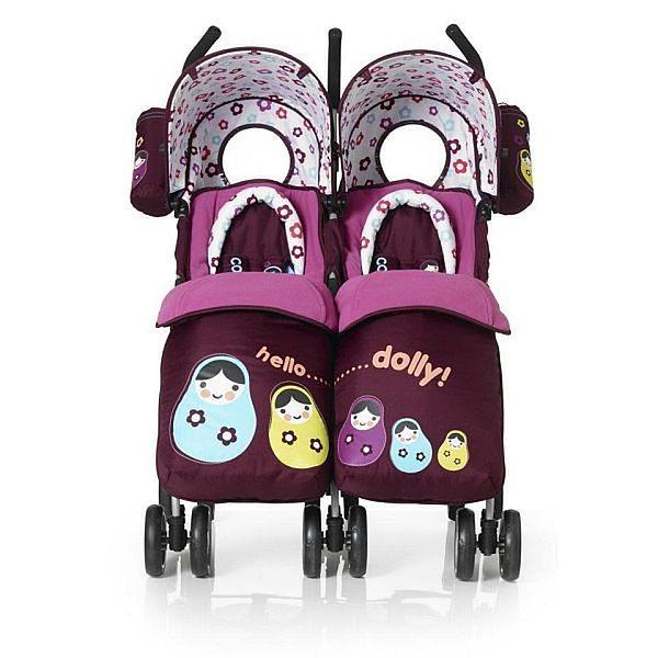 Wózek Cosatto You2 Twin Hello Dolly