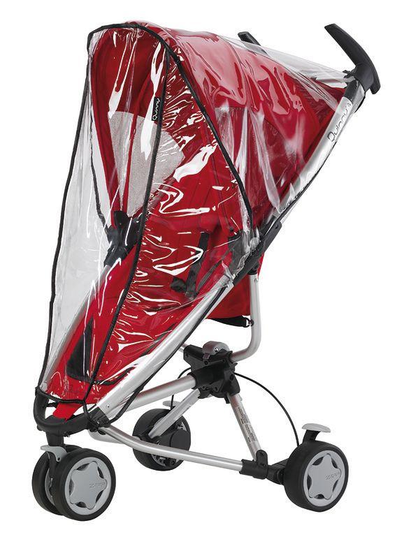 Wózek spacerowy Quinny Zapp Electric Rebel Red