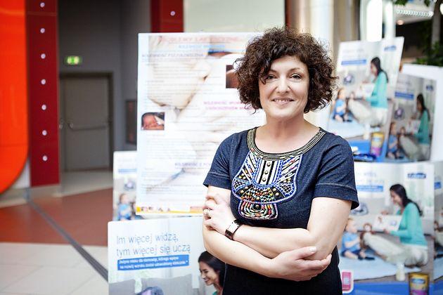 Irena Rychta - konsultant IBCLC