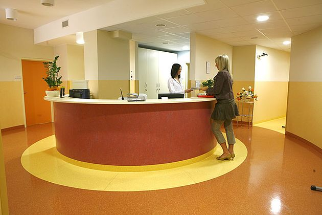 Rejestracja do Zakładu Opieki Zdrowotnej Salve Sp. z o.o.